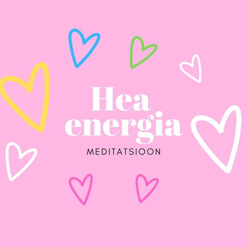 Hea energia ligitõmbamine * *