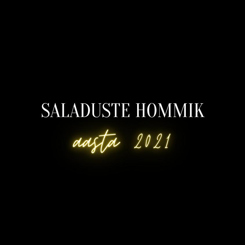 Loeng: SALADUSTE HOMMIK