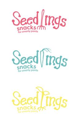 Seedlings Logo Variations
