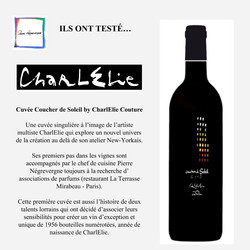 Cuvée by CharlElie Couture