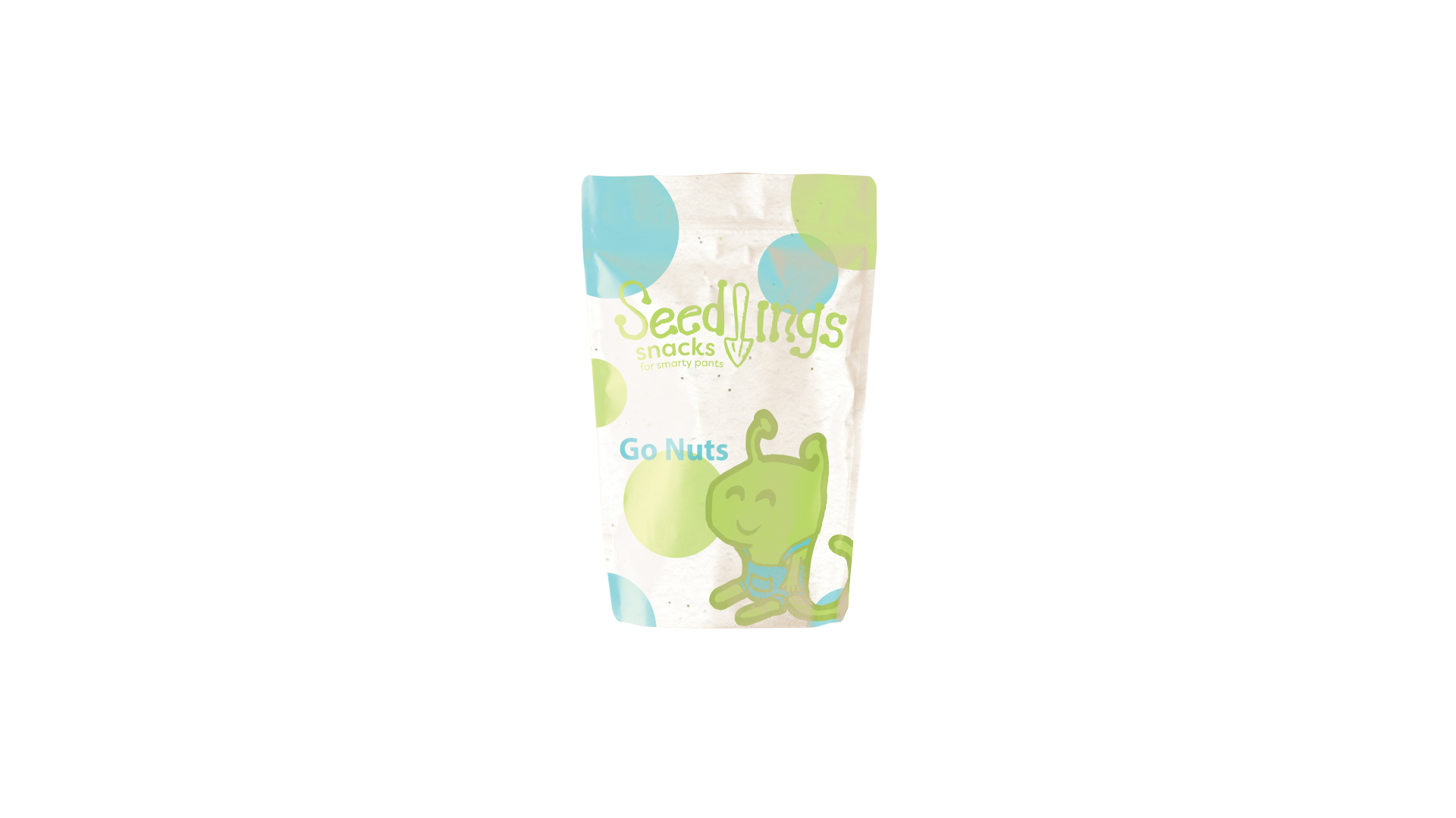 Go Nuts Pouch - Beeskriff