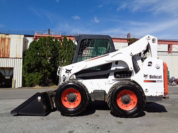 Bobcat Skid Steer Auction