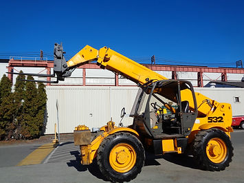 Telescopic Forklift Auction