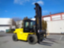 Online Forklift Auction