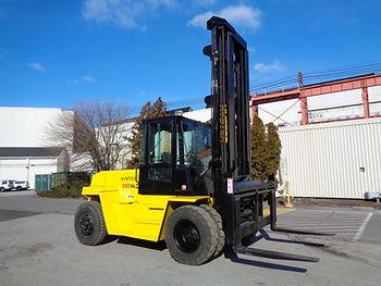 Online Forklift Auction