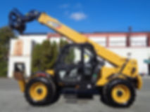 Caterpillar Telescopic Forklift Auction