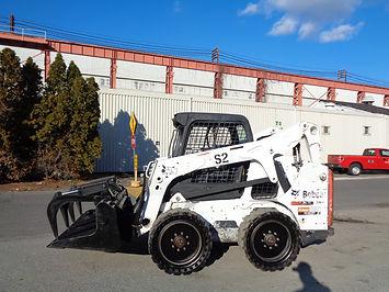 Used Bobcat Skid Steer Online Auction