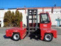 Side Loading Forklift