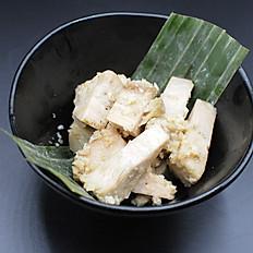Garlic Jackfruit Meat