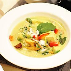 S-3 Avocado Curry