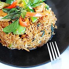 48. Basil Fried Rice