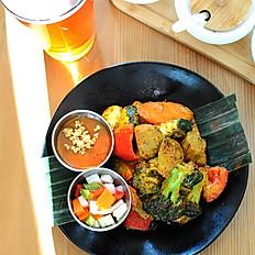 7. Veggie Satay