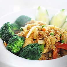 47. Veggie Fried Rice