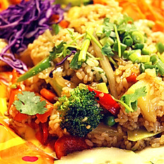 48. Basil Fried Rice