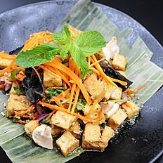 9. Tofu Larb
