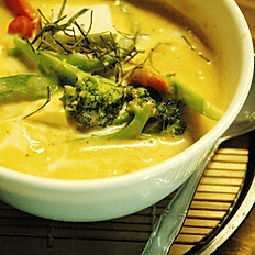 24. Green Curry