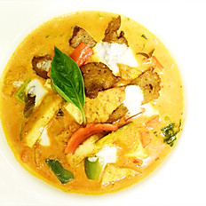 S-6 Pumpkin Curry