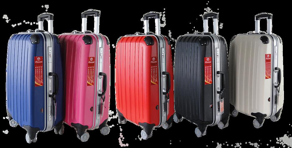 時尚玩家行李箱 - 24吋