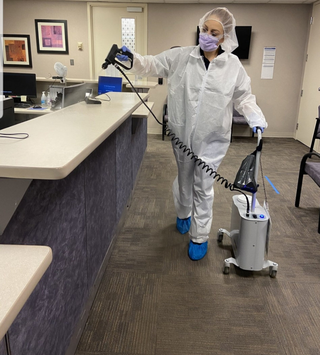 Covid- 19 Cleaning