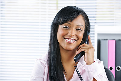 bigstock-Young-Black-Businesswoman-Talk-