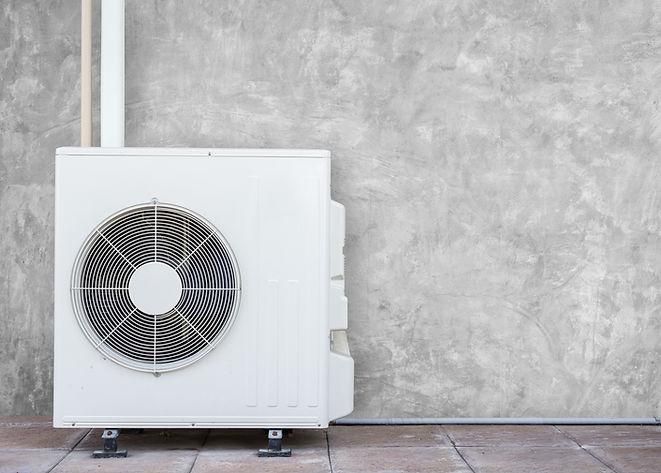Staande airconditioner