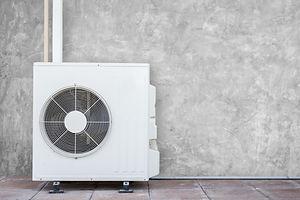 Stehende Klimaanlage