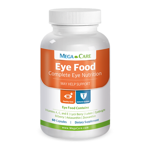 Eye Food, 60 capsules/bottle