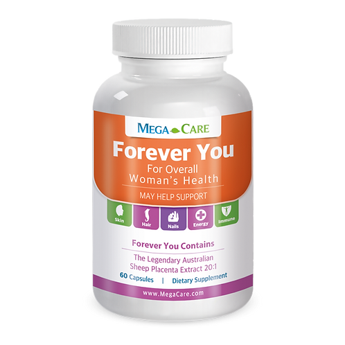 Forever You, 60 capsules/bottle (Sheep Placenta Extract)