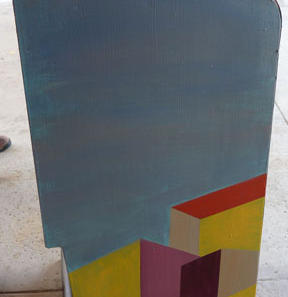Newpaper Stand Project - 2009