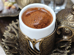 TURKISH COFFE, MORE THAN A DRINK