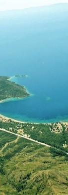 Datca Aktur Bird's-eye view