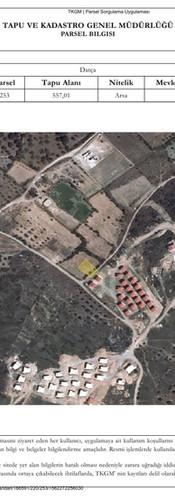 Datça Burgaz Land For Sale