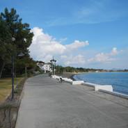 Aktur walk way