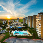Beach Resort Apartments in Trikomo...