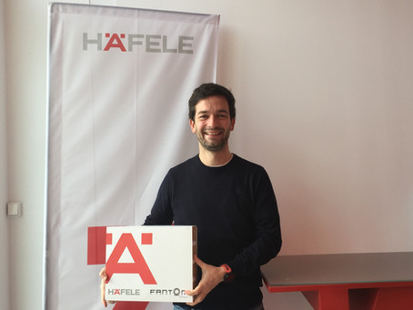 Fantom Hardware Announces Hafele Portugal As Exclusive Distributors: