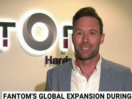 Sky News Interview-Fantom's global expansion during COVID-19