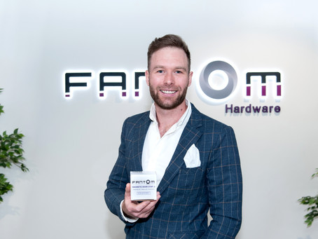 Fantom Doorstop - From One Store in Australia to Global Hardware Brand