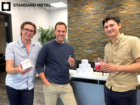 Fantom Signs Canada-Wide Exclusive Deal with Standard Metal Hardware Manufacturing Ltd.