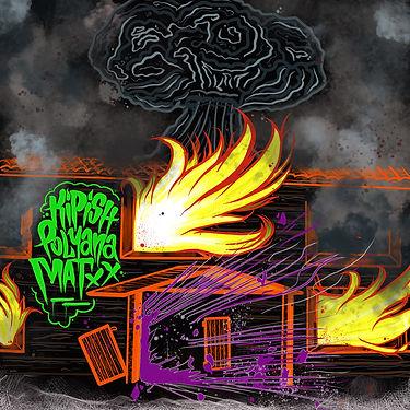 Kipish V Ghetto - B.F.H. (feat. Polyana,