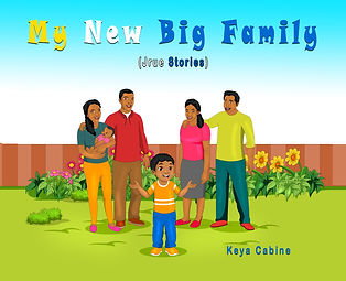 My New Big Family