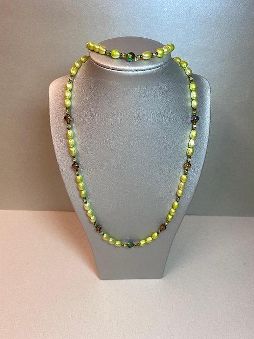 Halskette mit passendem Armband / auch einzeln erhältlich