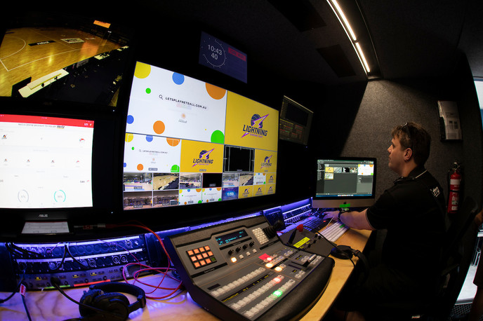 Event Production Truck