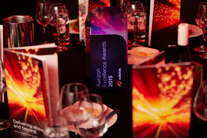 2015 Aurizon Excellence Awards