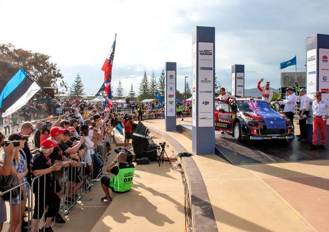 2018 Rally Australia