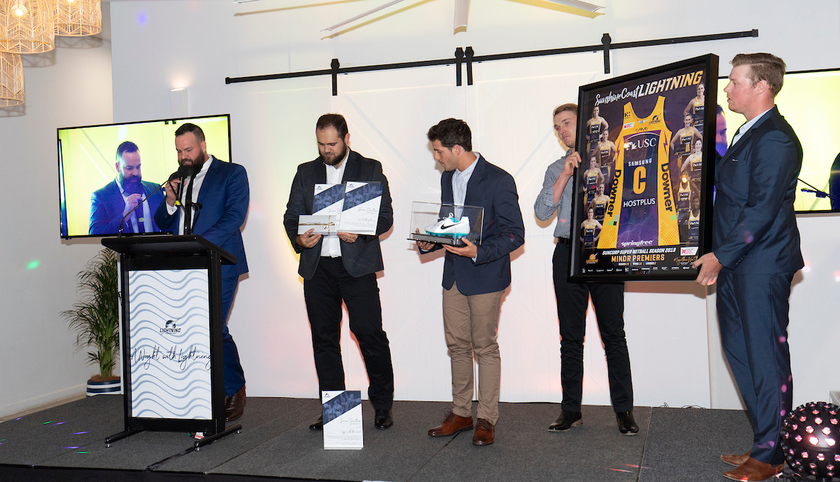 2019 Sunshine Coast Lightning Awards