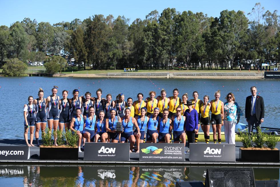 Sydney International Rowing Regatta