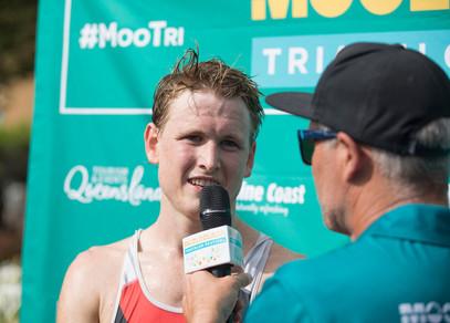 2019 Mooloolaba Triathlon