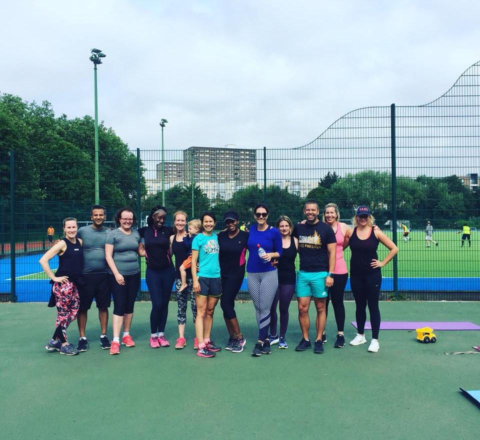 London Group Training