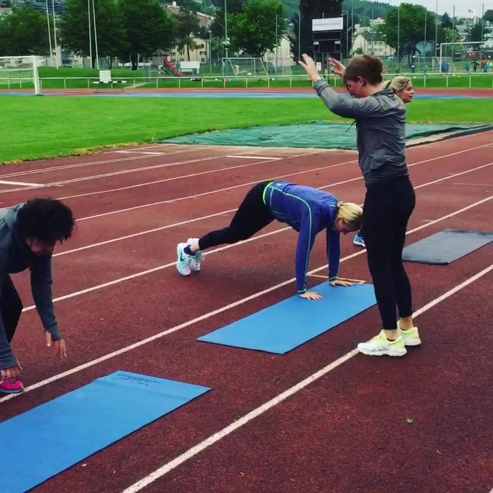 Group Fitness Bootcamp in Affoltern am Albis, Switzerland