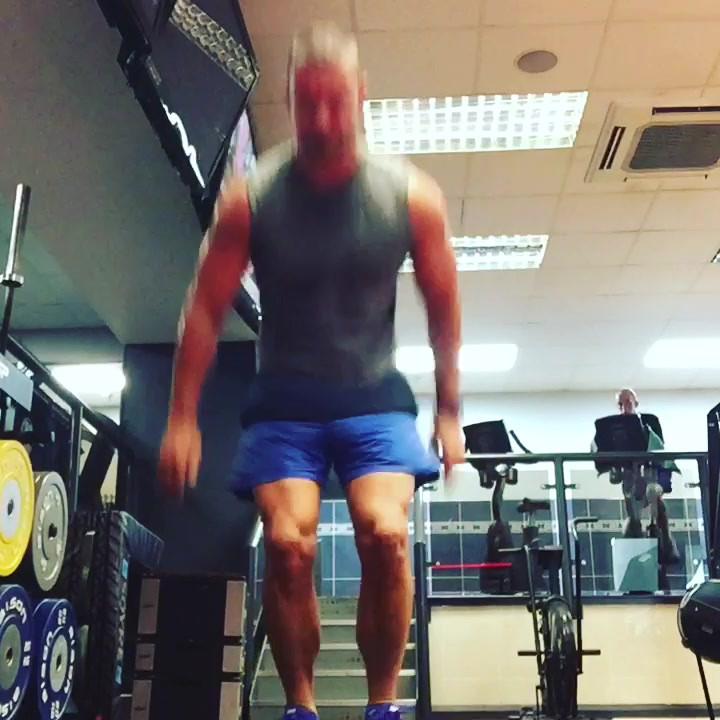 Henlu Gym Training Video